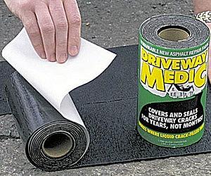Driveway Asphalt Repair