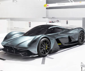 Aston Martin AM RB 001 Hypercar