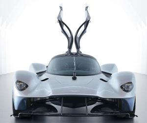 Aston Martin Valkyrie Supercar
