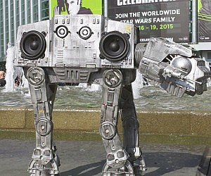 Star Wars AT-AT Boombox