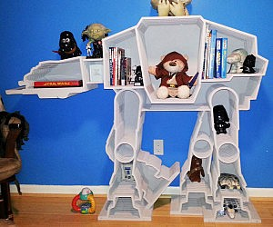 Star Wars AT-AT Bookcase
