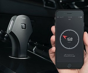 Smart Car Charger And Loca...