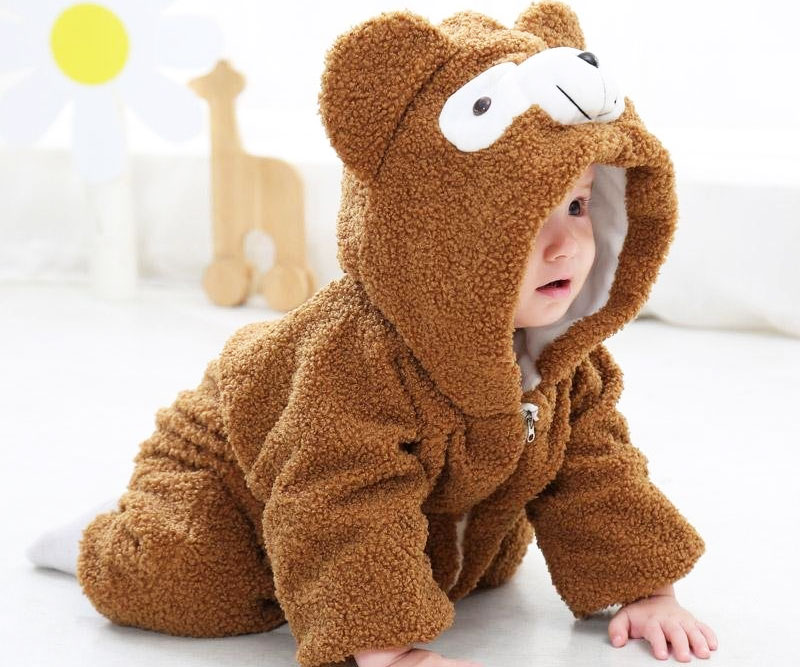 Baby Bear Infant Romper - coolthings.us