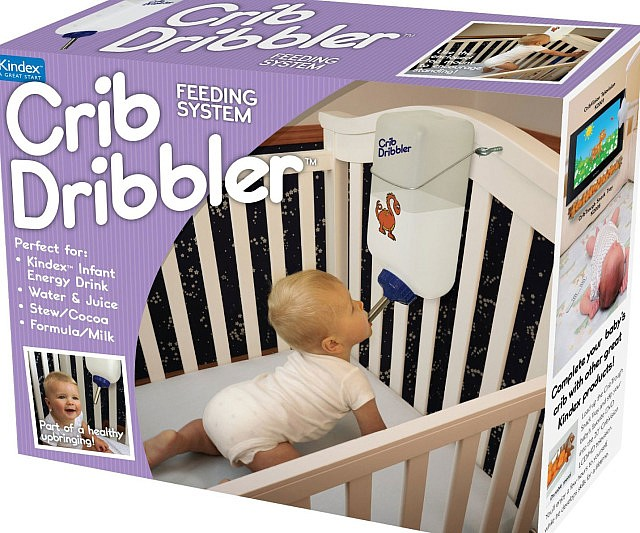 Baby Crib Dribbler