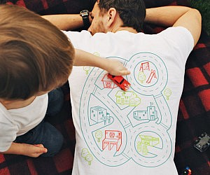 Back Massage Playmat Shirt