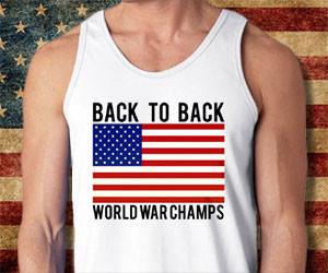 World War Champs Shirt