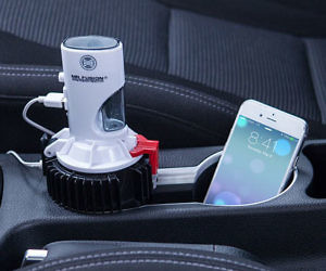 Mr. Fusion Car Charger