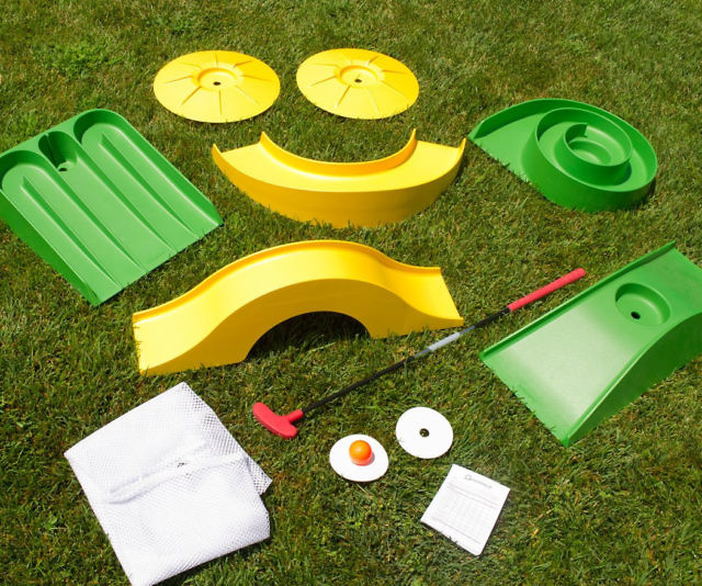 Ordinaire Backyard Mini Golf Set