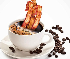 Bacon Flavored Coffee