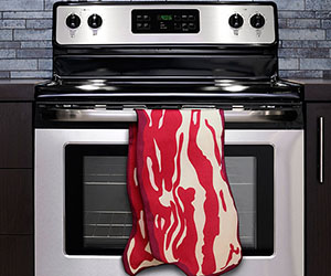 Bacon Kitchen Towel