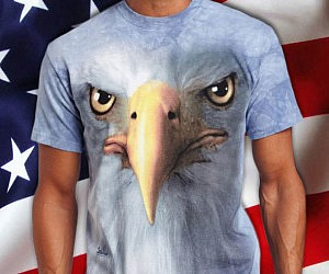 American Bald Eagle Shirt