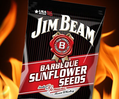 Barbecue Sunflower Seeds