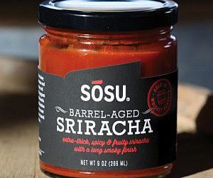 Barrel Aged Sriracha