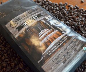 Barrel Aged Whiskey Coffee