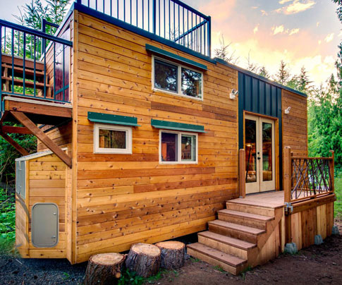 DIY Tiny Home Building Plans