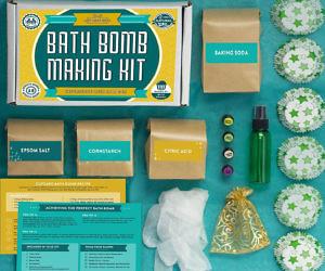 Shower Bomb Making Kit