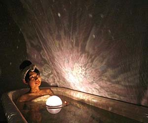 High Quality Bathtub Planetarium Light