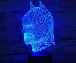 3D Batman Nightlight