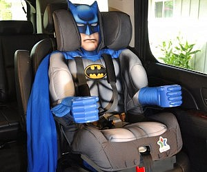 Batman Booster Seat