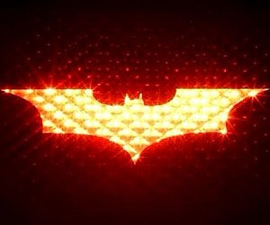Batman Brake Light Cover