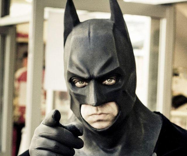 Dark Knight Batman Mask
