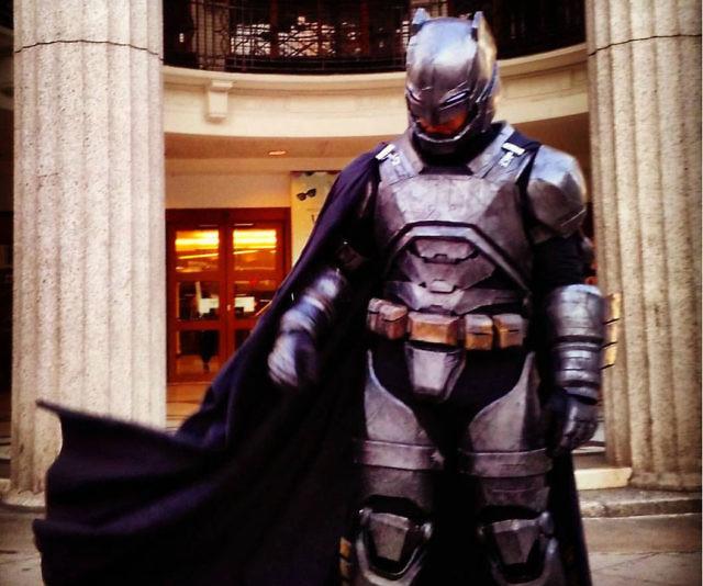 Batman Mech Batsuit Costume