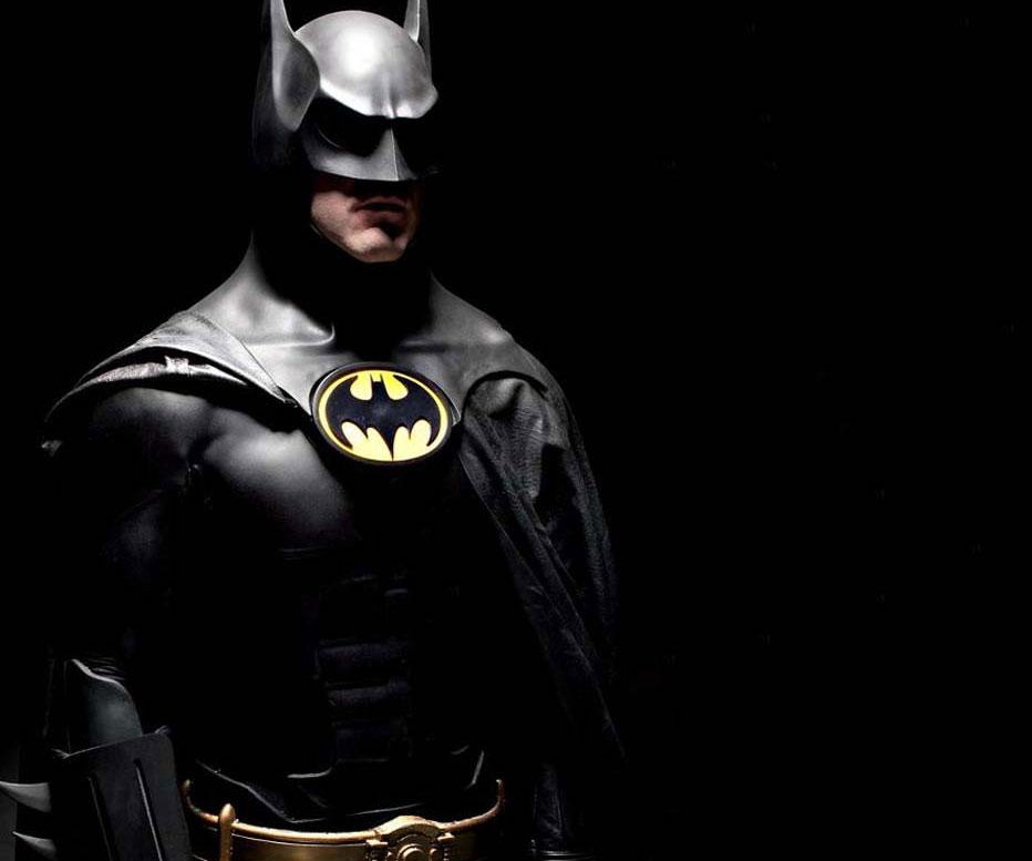 Batman Returns Armor Set