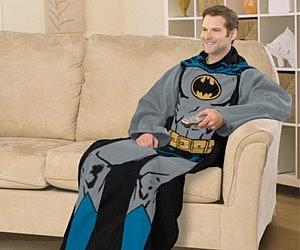 Batman Snuggie Blanket