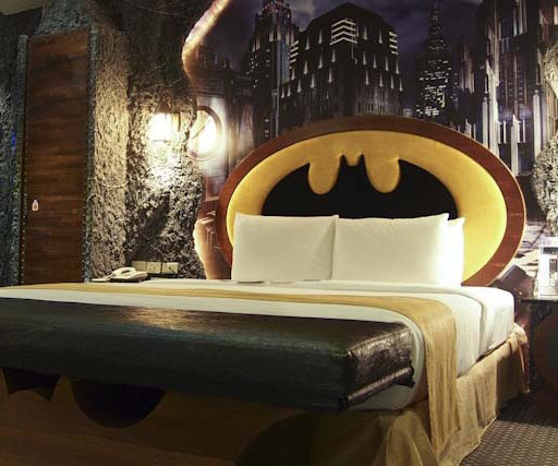 Batman Bedroom Set at Home and Interior Design Ideas