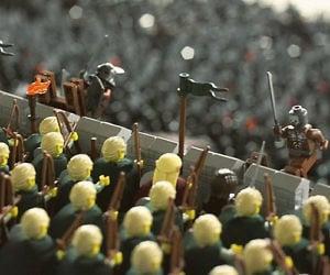 Battle Of Helms Deep LEGO ...