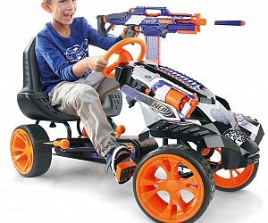 NERF Battle Pedal Powered ...