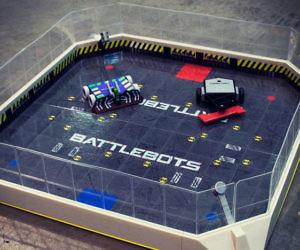 Battlebots Arena Playset