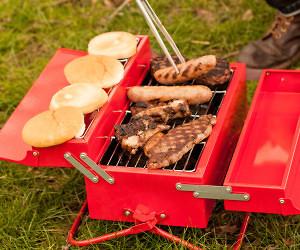 Barbecue Rotisserie