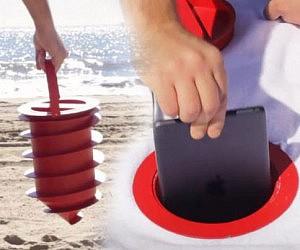 Portable Underground Beach...