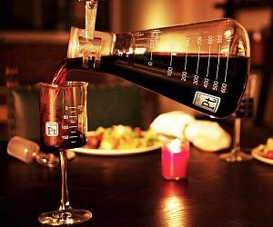 Laboratory Beaker Wine Gla...