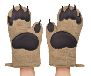 Tire Tread Wedding Bands 9 Fabulous Bear Claw Oven Mitts