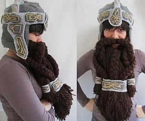 Dwarven Beard Hat e6c96b8142f7