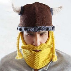 Bearded Viking Beanie