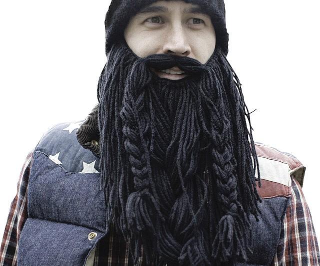 f8e7ada15 Barbarian Beard Beanies