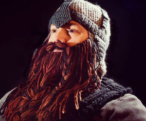 Bearded Viking Beanie 6e54519e465