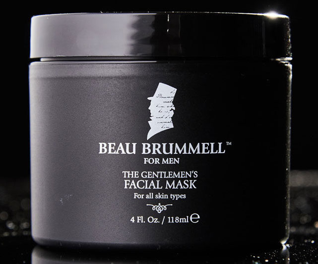Beau Brummell Gentlemen's Facial Mask - coolthings.us