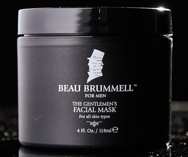 Beau Brummell Gentlemen's Facial Mask