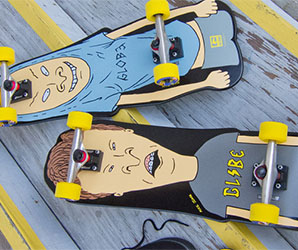 Beavis and Butthead Skateboards