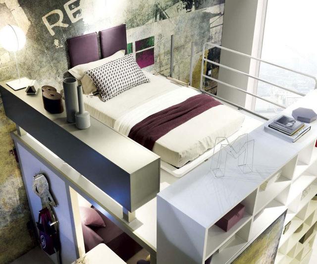 Perfect Tiramolla Loft Bedrooms
