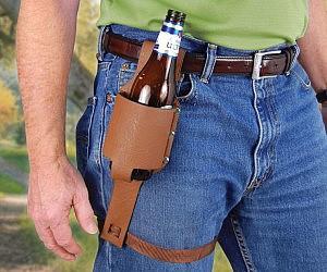 Beer Holster Belt