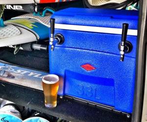 Beer Keg Cooler