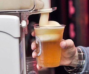 Beer Slushie Machine