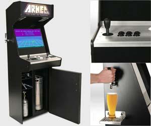 Beer Pong Arcade Machine