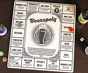 Beeropoly Beer Drinking Bo...