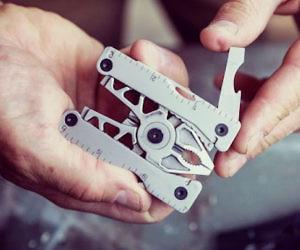 Belt Buckle Multi-Tool